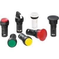800FD Монолитные пусковые кнопки