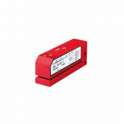 Емкостные щелевые датчики Leuze Electronic GK для этикеток