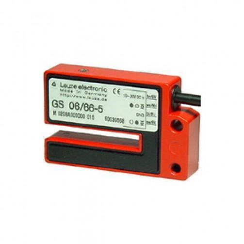 Оптические щелевые датчики Leuze Electronic GS для этикеток