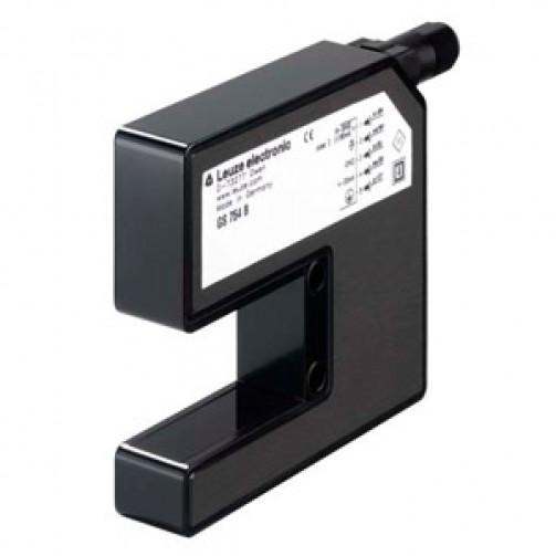 Оптические датчики Leuze Electronic GS 754B для контроля кромки и ширины объекта