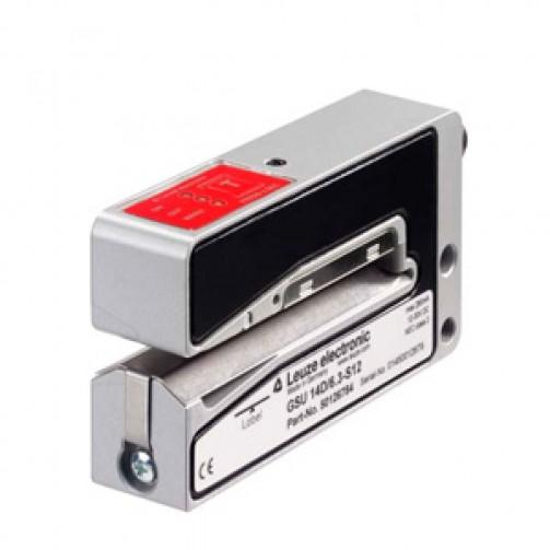 Ультразвуковые щелевые датчики Leuze Electronic GSU 14D для этикеток