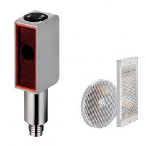Оптические датчики Leuze Electronic в прямоугольном корпусе серии 53 с рефлектором