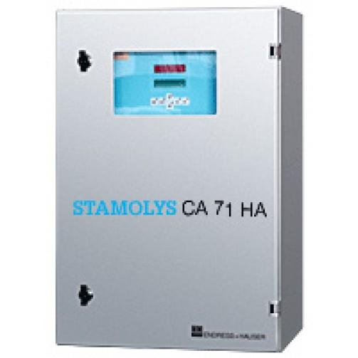 Система измерения жесткости воды StamoLys CA 71 HA