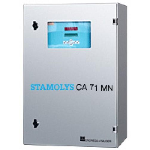 Система измерения количества марганца StamoLys CA 71 MN