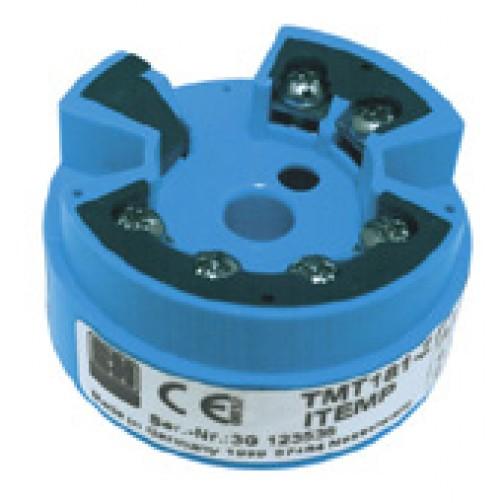 Преобразователь температуры iTEMP PCP TMT 181